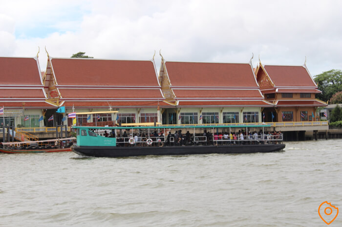 ferry to Bang Krachao