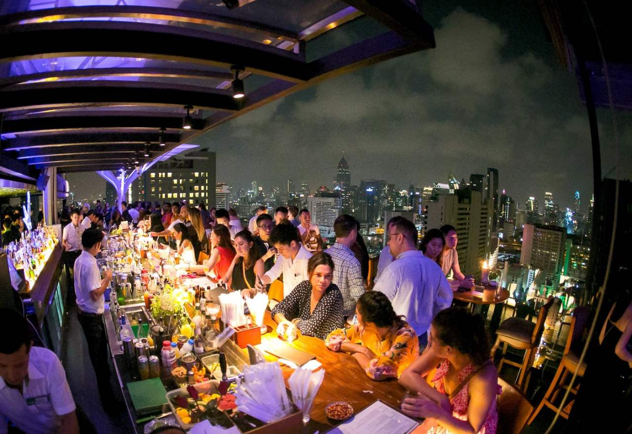 Above Eleven Bangkok Nightlife