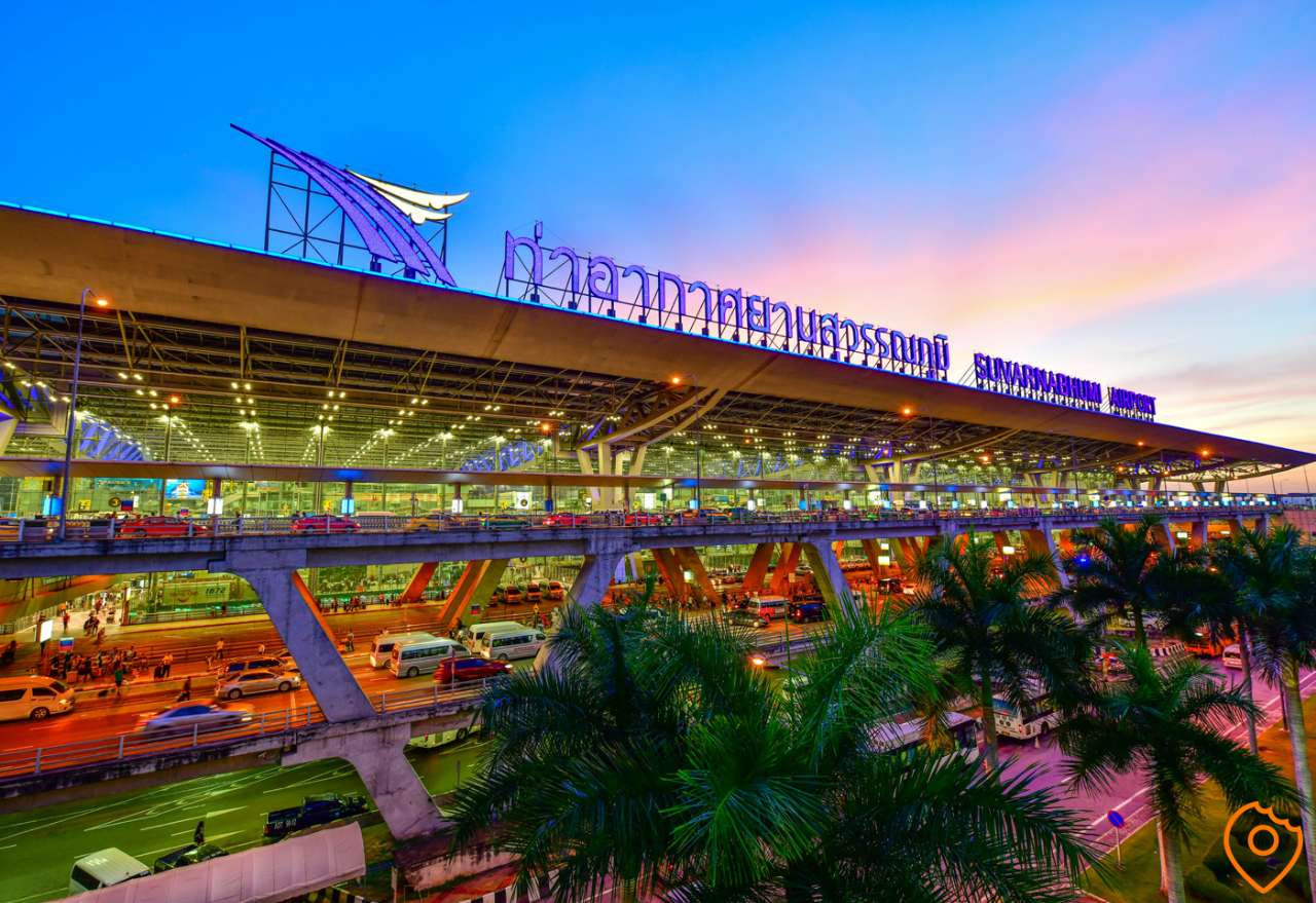 How to get from Suvarnabhumi Airport to Bangkok