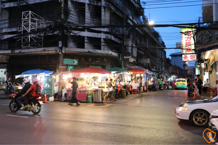 street food chinatown bangkok