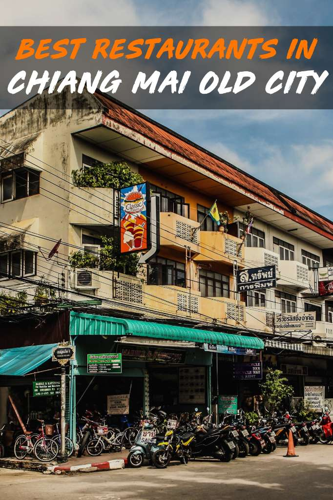 The Best Restaurants in Chiang Mai Old City