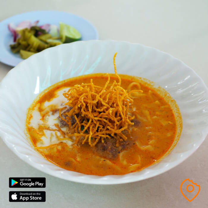 Khao Soi Restaurant in Chiang Mai Old Town