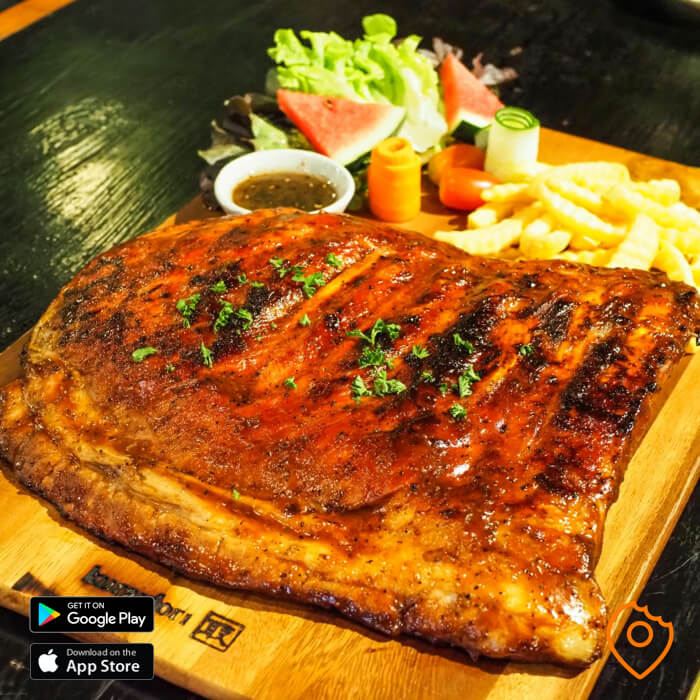 Ribs And Rumps Menu Download