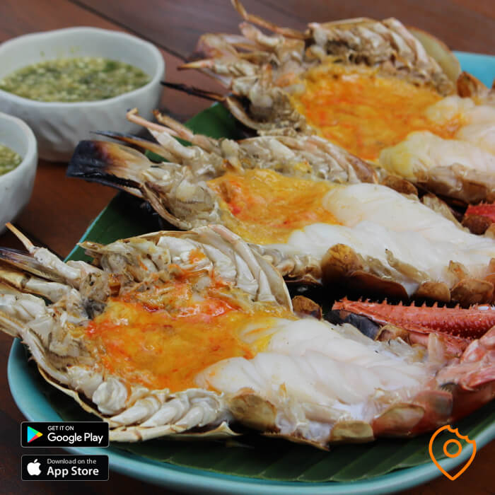 Grand Chaopraya Ayutthaya River Prawns