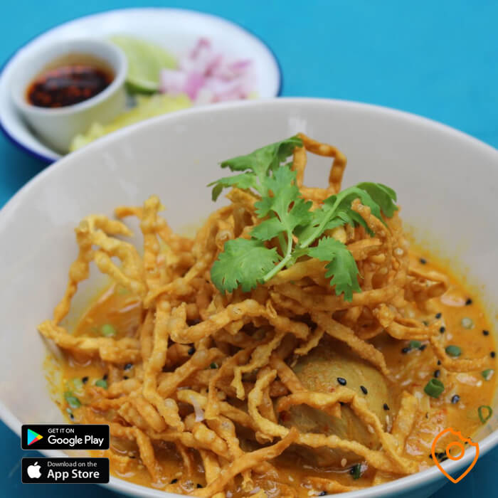 Ginger Farm Kitchen Khao Soi