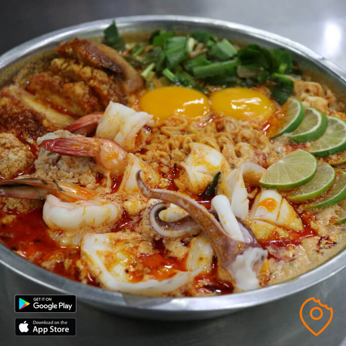 Best Tom Yum In Bangkok - Jae Oh Chula