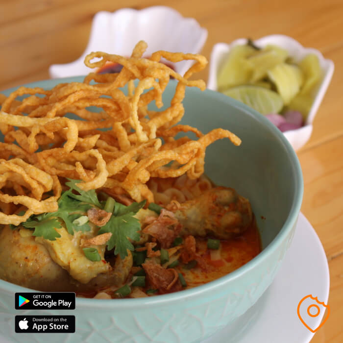 Khao Soi Kitchen On Nut Sukhumvit