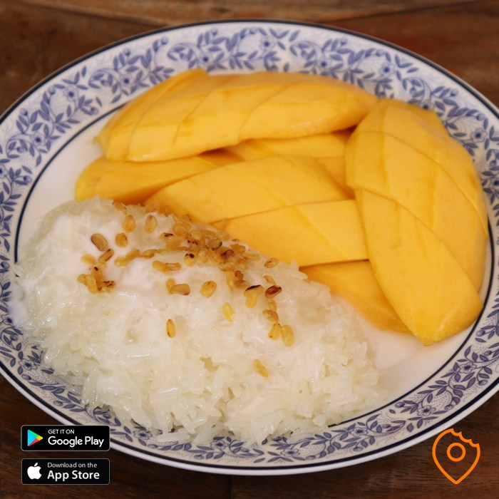 7 Best Mango Sticky Rice in Bangkok 2020