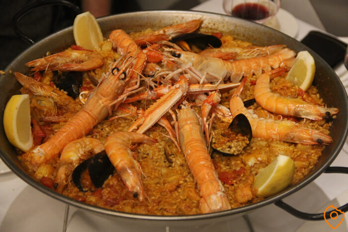 best paella in bilbao
