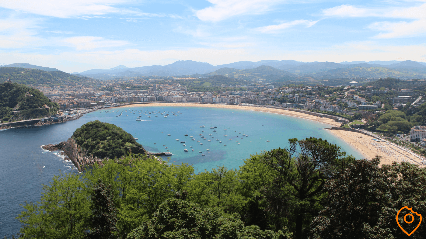 san sebastian bay viewpoint
