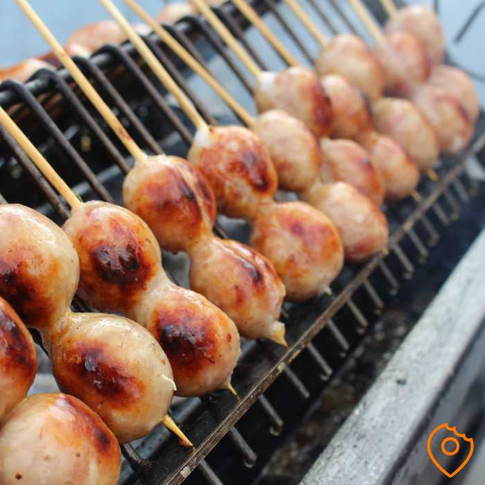 Isaan sausages