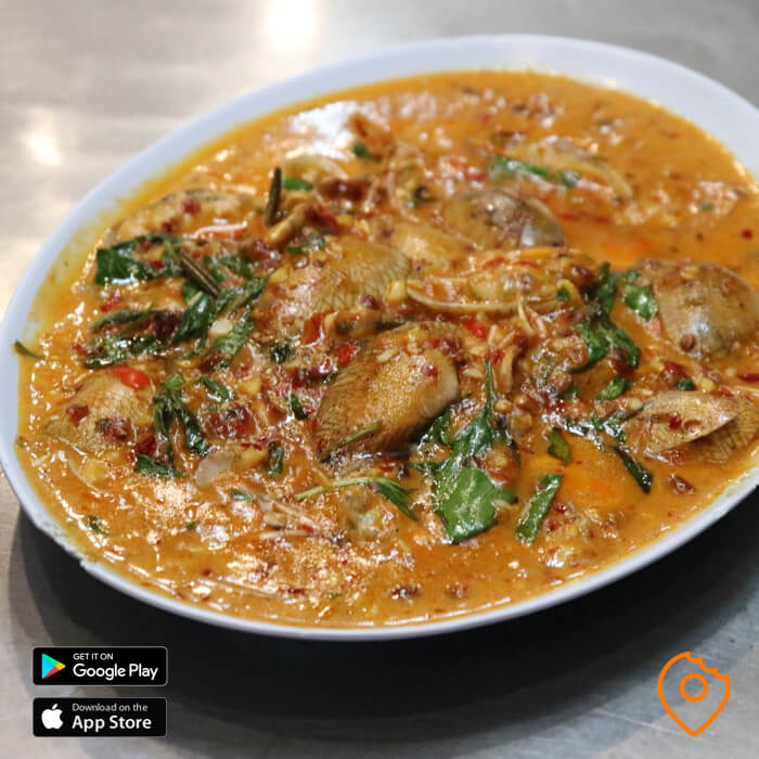 Food Tour Bangkok Pochana 55 Curry