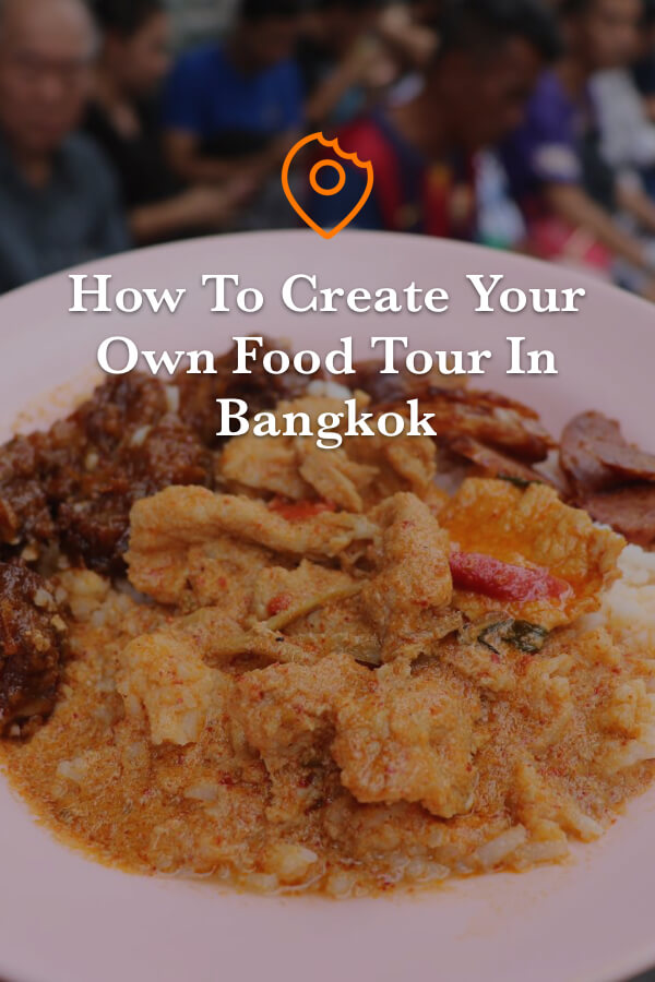 Free Food Tour In Bangkok