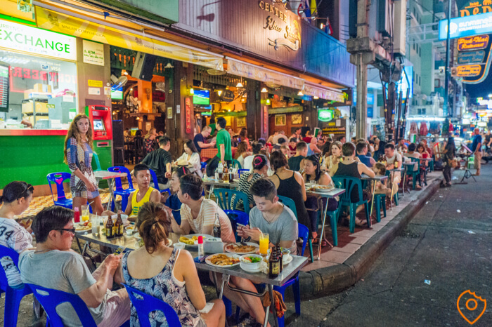 Best Area To Stay In Bangkok First Time - Khao San Road