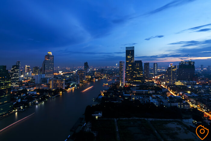 Best Area To Stay In Bangkok First Time - Riverside