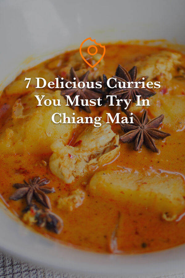 Best Curries In Chiang Mai