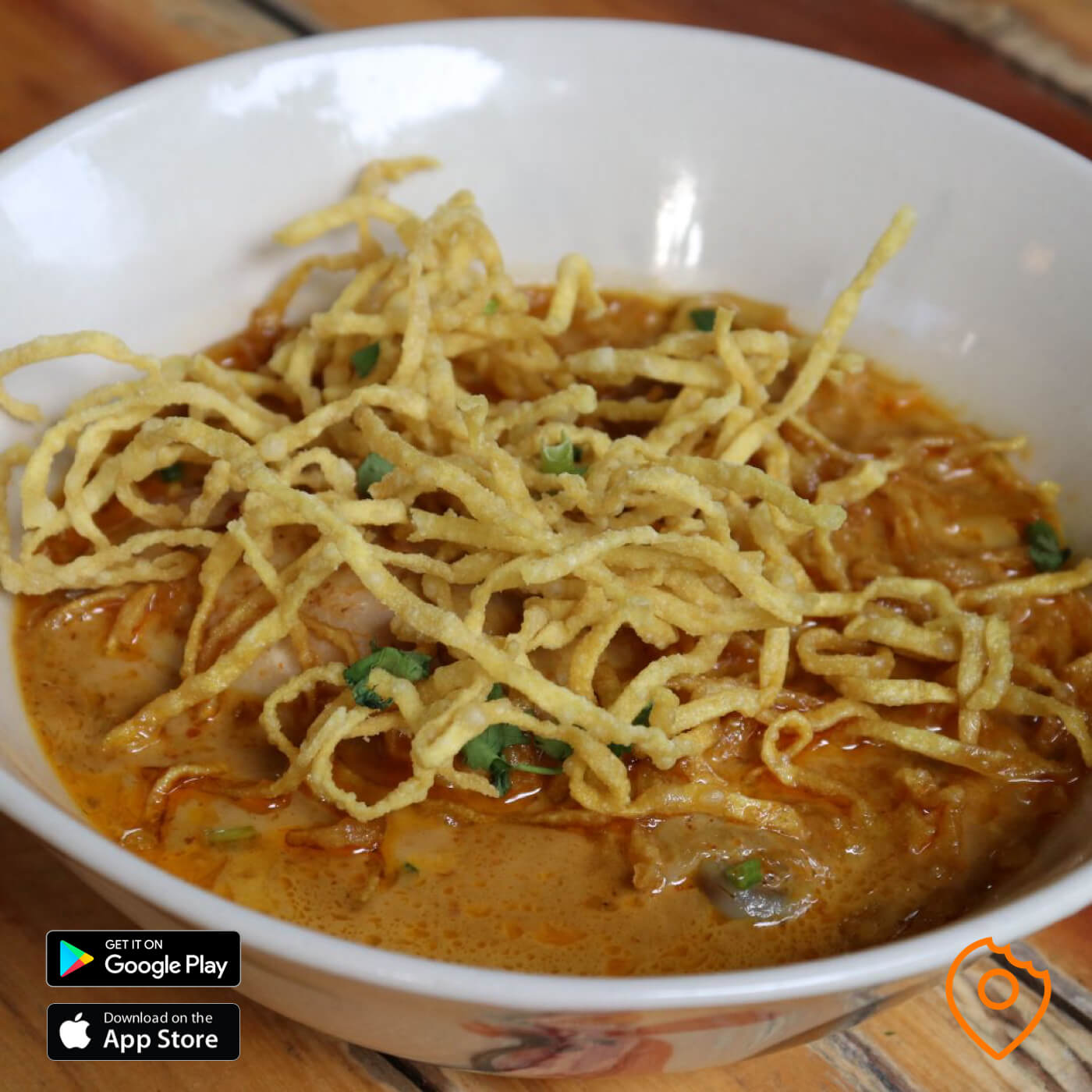 Khao Soi Curry with Chicken