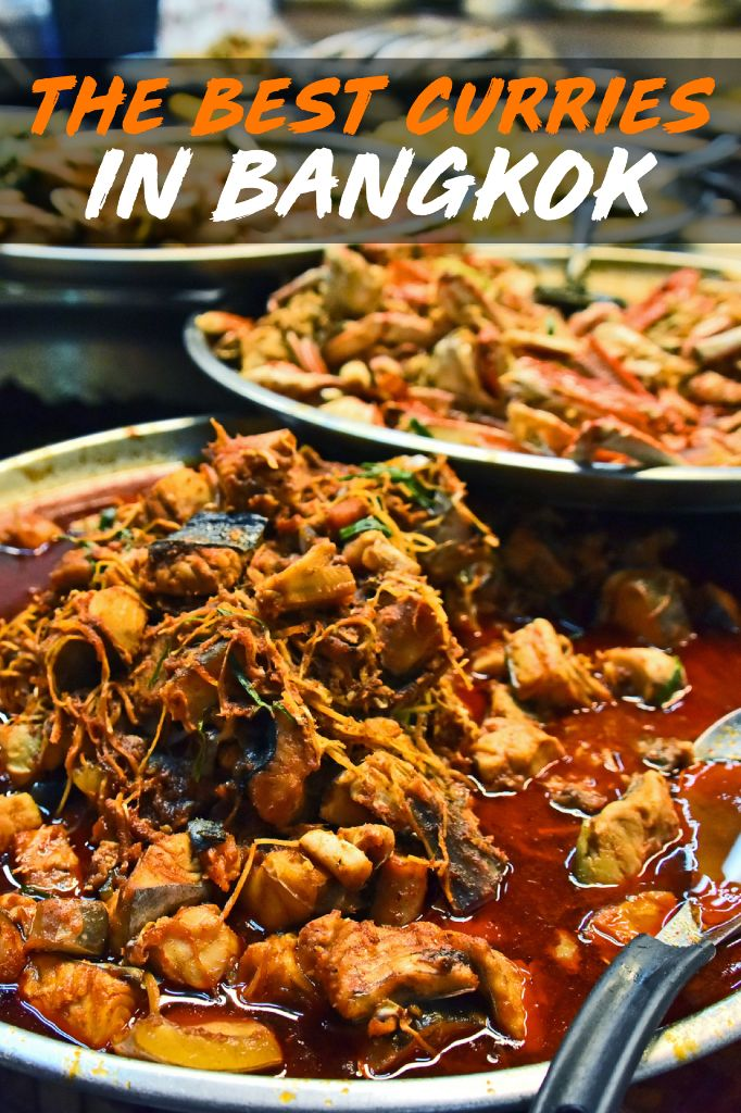 Best Curry in Bangkok