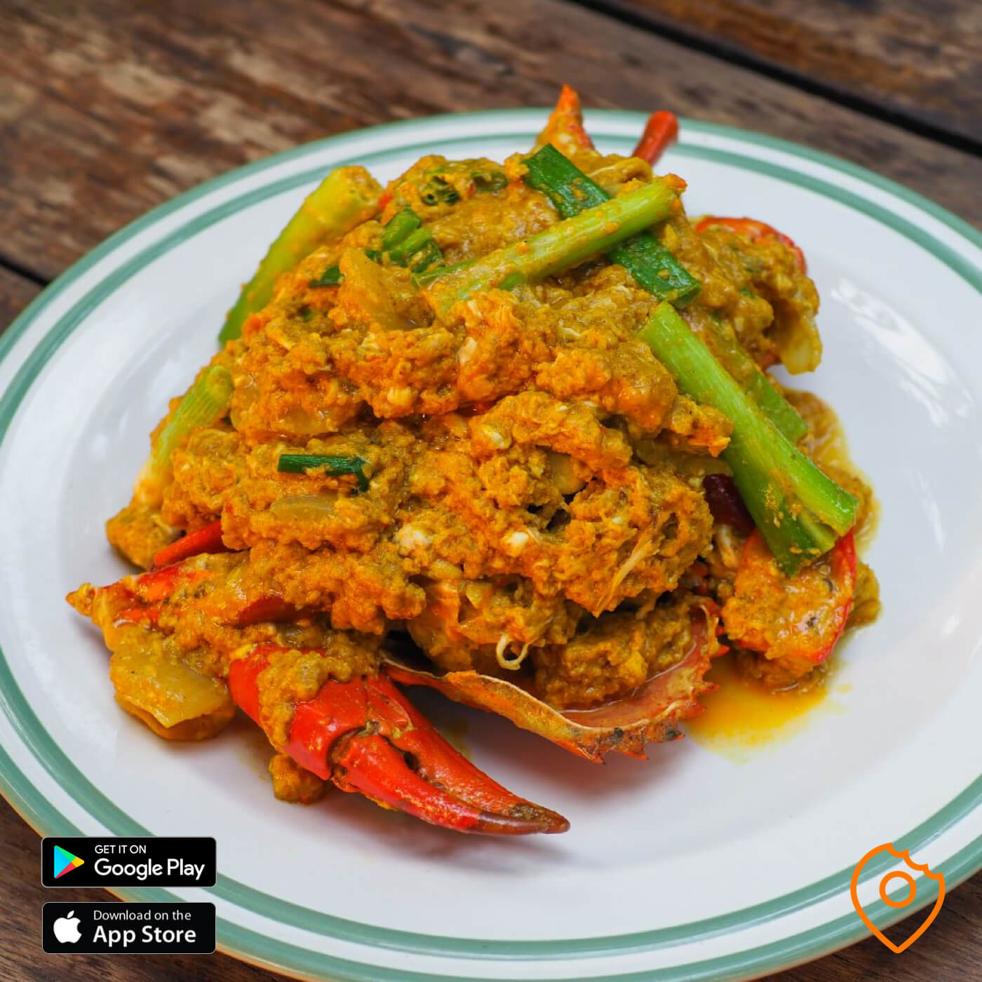 Crab Curry Powder