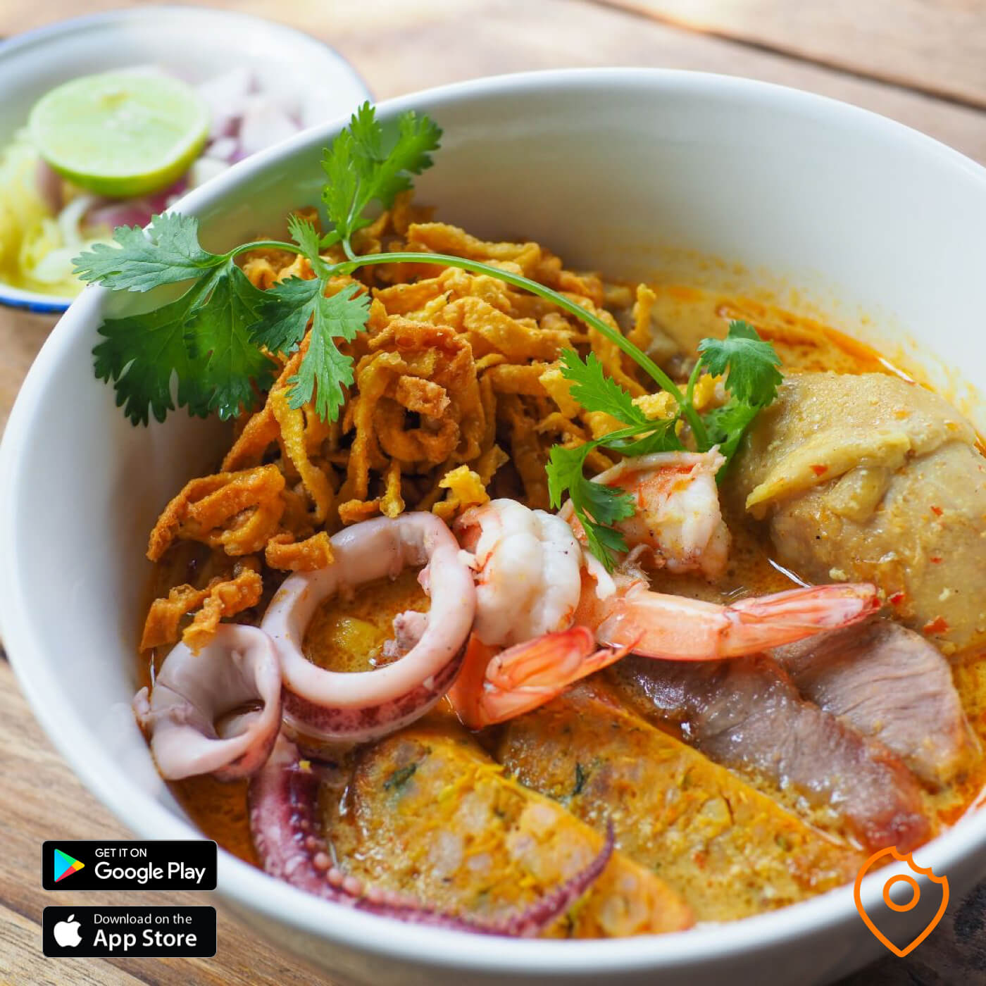 Khao Soi Super Bowl