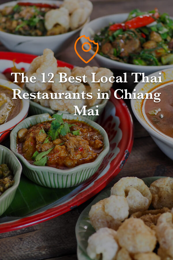 Best local thai restaurants in Chiang Mai