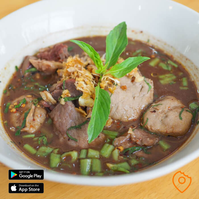 Best Noodles in Chiang Mai Boat Noodles