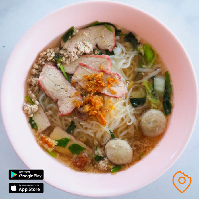 Best Noodles in Chiang Mai Maesai