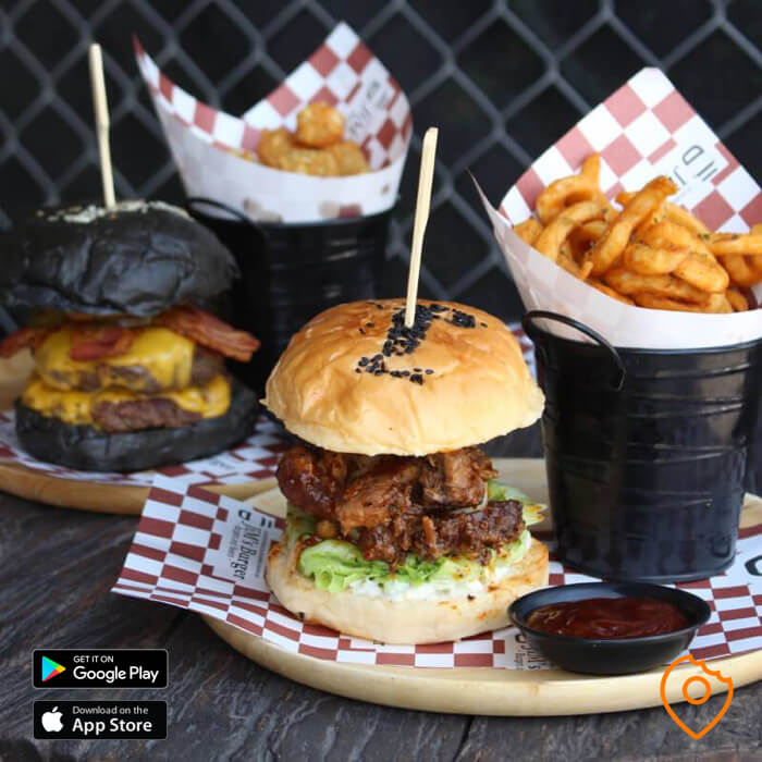 Best Burger Restaurant in Pattaya