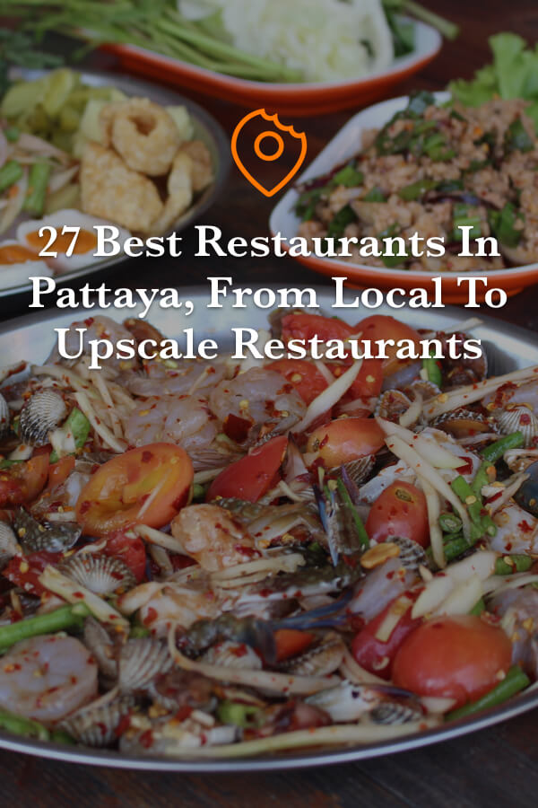 best restaurants pattaya