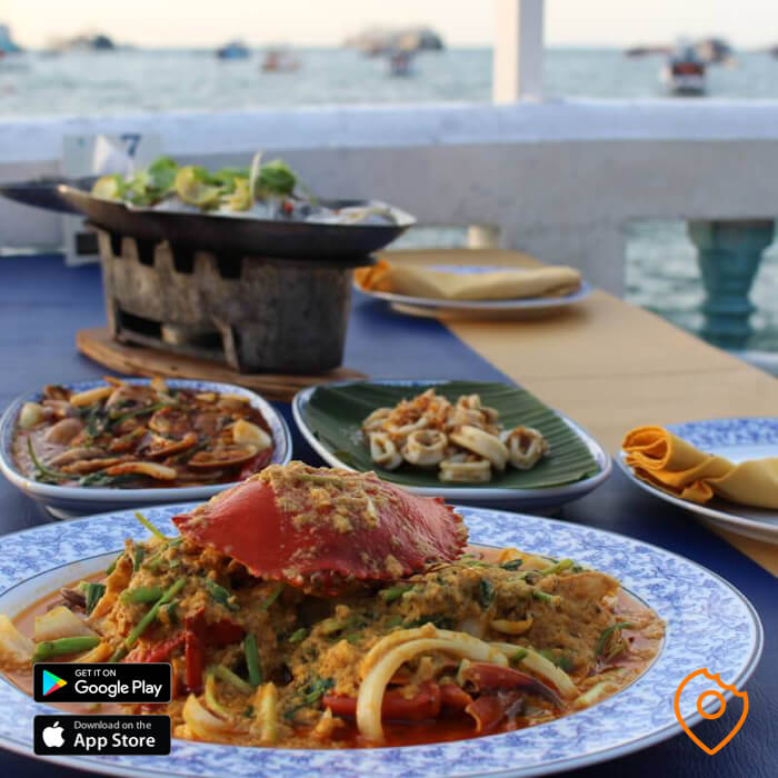 Thai Restaurant in Pattaya - King Seafood Food