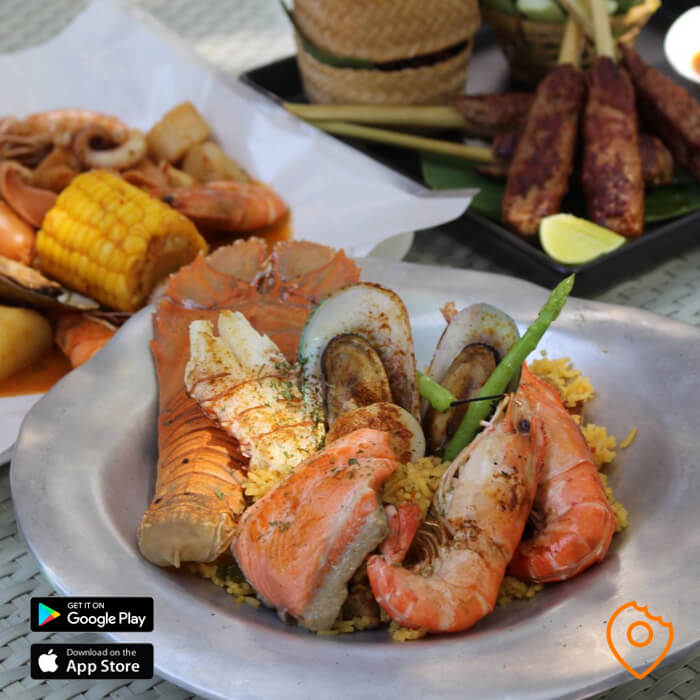 Thai Restaurant in Pattaya - Surf & Turf Restaurant