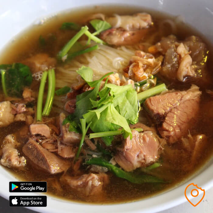 Stewed Beef Soup
