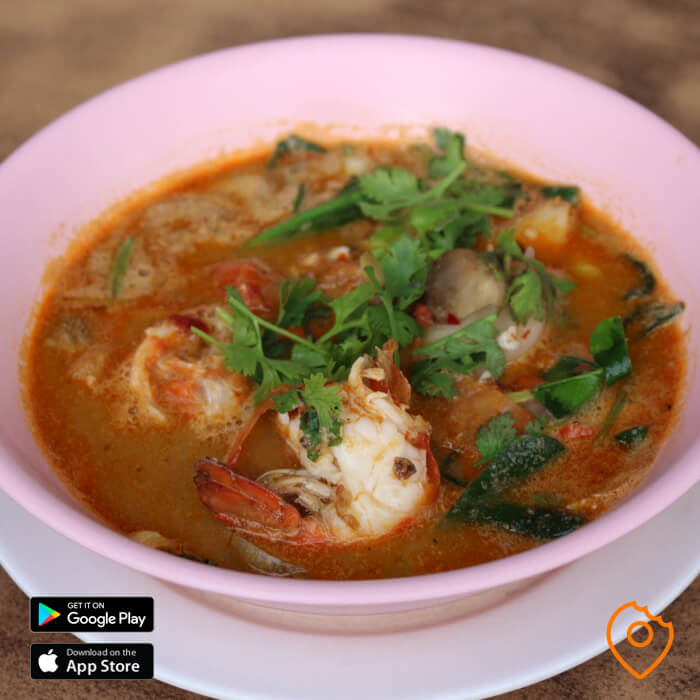 Suvarnabhumi Aoun and Phom Restaurant Tom Yum