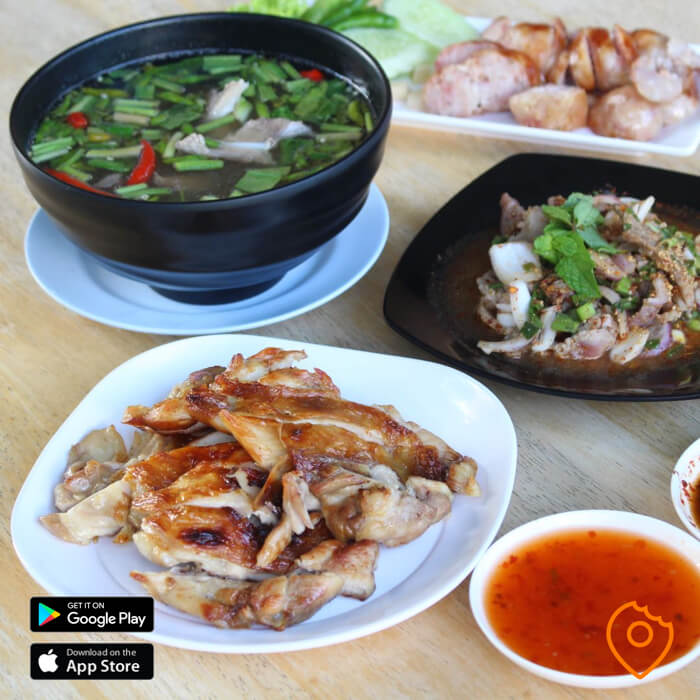 PaKaew Restaurant near Suvarnabhumi International Airport