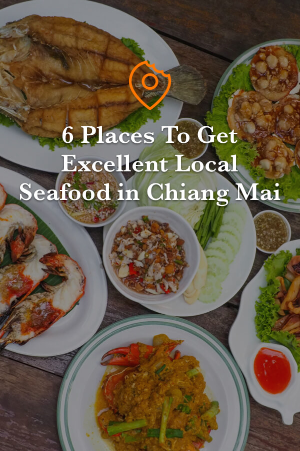Best Seafood in Chiang Mai
