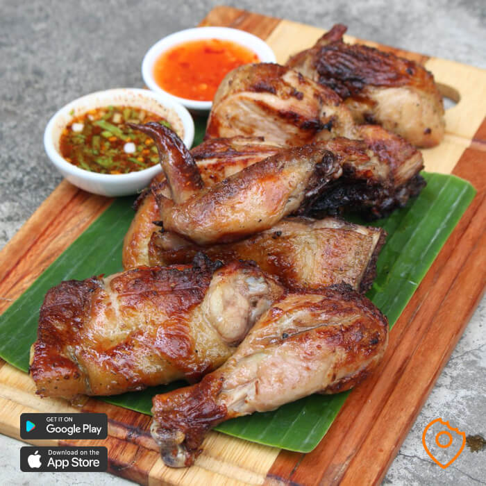 Best Thai Dishes Grilled Chicken