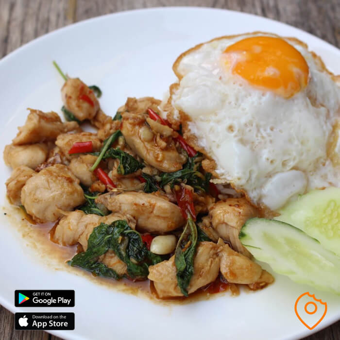 best thai dishes pad kra pao