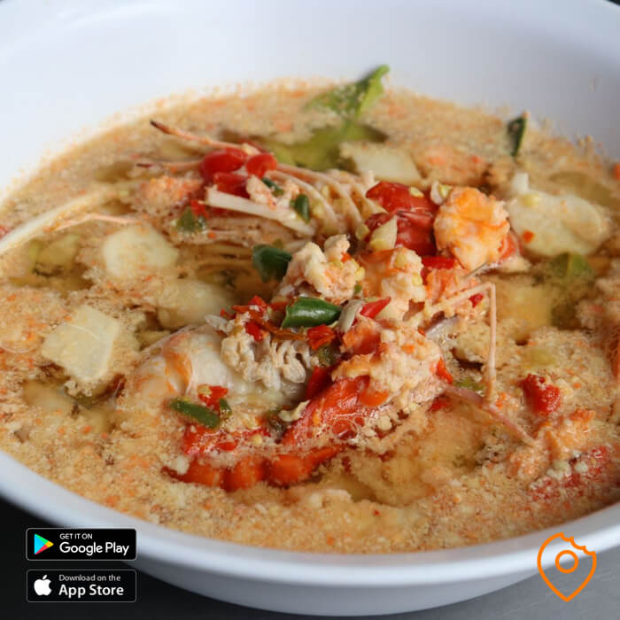 Best Tom Yum in Bangkok - Tom Yum Goong Banglamphu