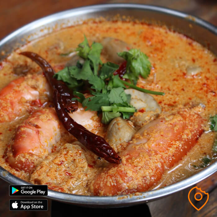 Best Tom Yum In Bangkok - Tom Yum Kung Restaurant