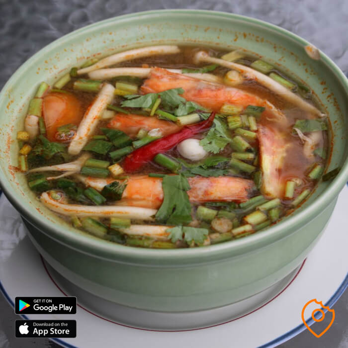 tom yum nam sai