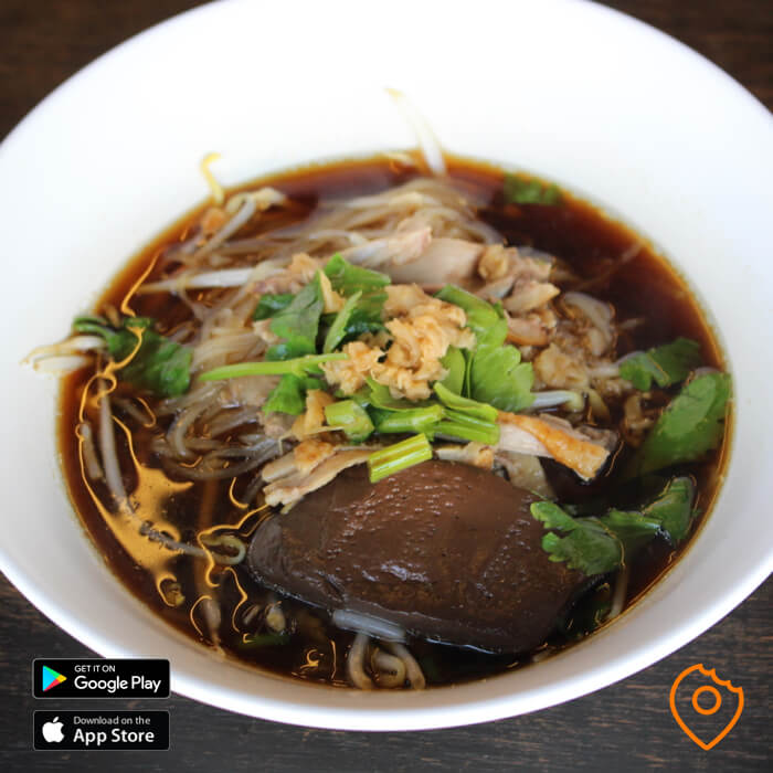 Chatuchak Market Food Duck Noodle