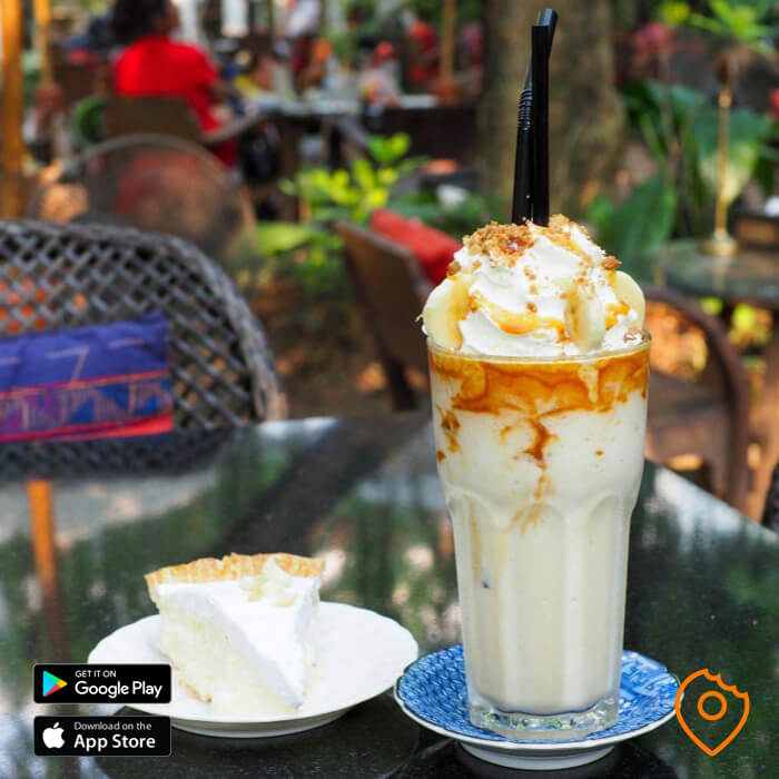 fern forest cafe banoffee