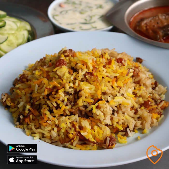 mutton biryani muslim restaurant