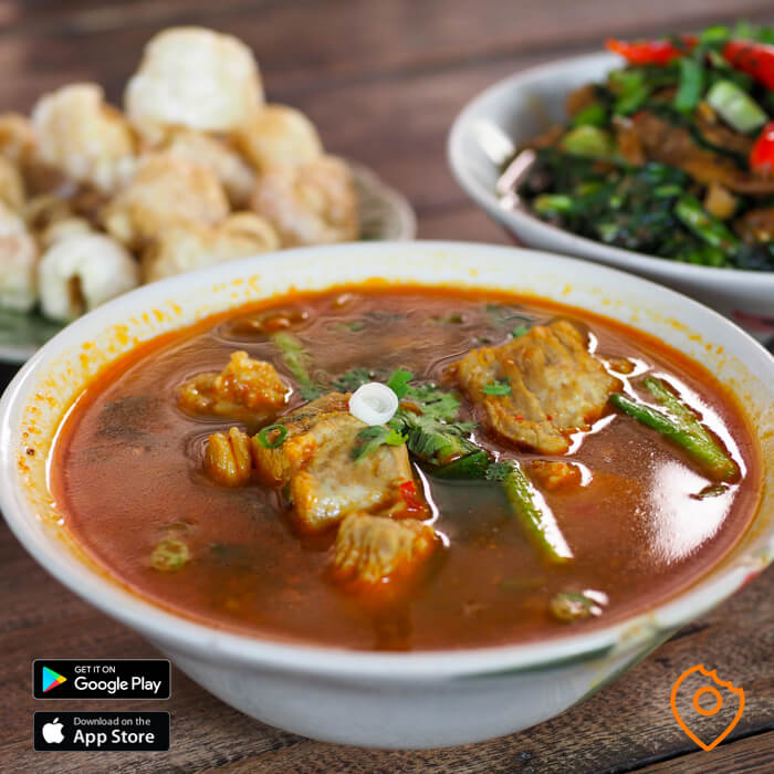 Huen Muan Jai red curry