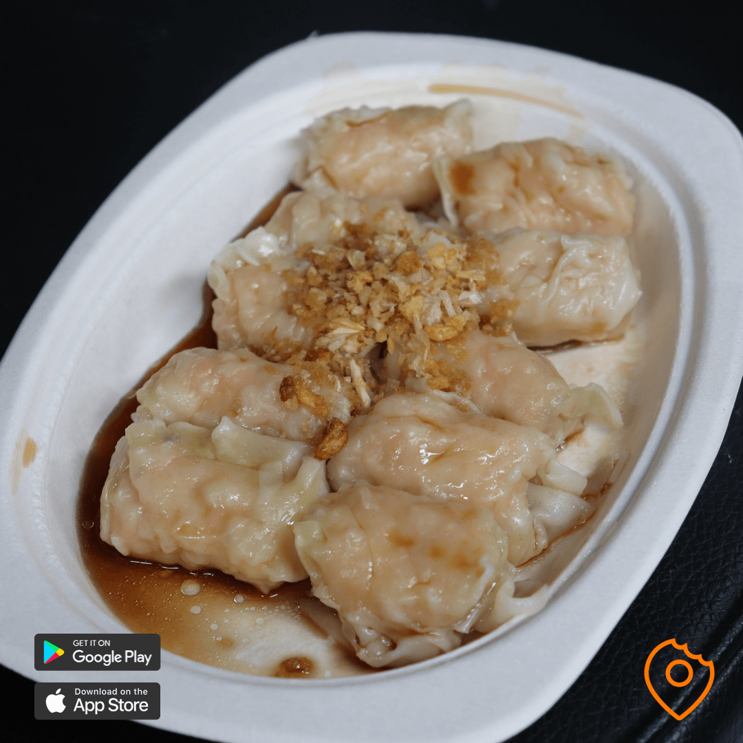Most Famous Food Bangkok - Dumplings