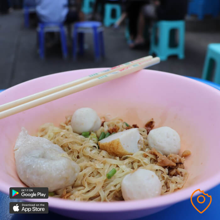 Most Famous Food Bangkok - Fish Noodle