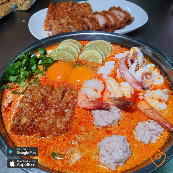 Most Famous Food Bangkok - Jae O Chula