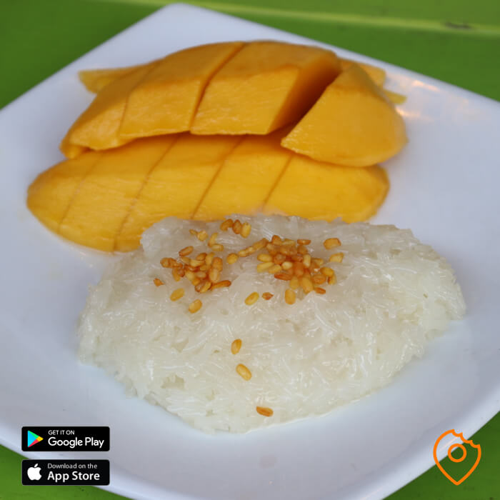 Best Mango Sticky Rice in Bangkok