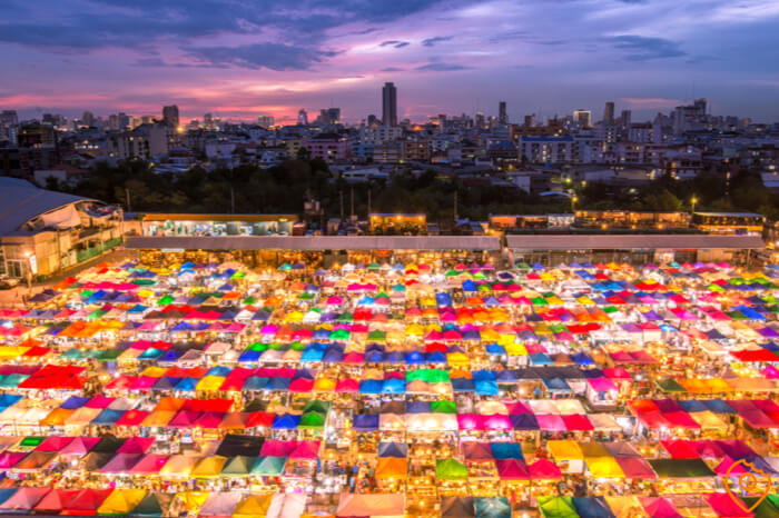 Must Sees in Bangkok Ratchada