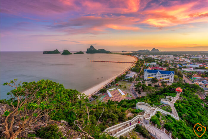 Hua Hin - Places to visit in Thailand